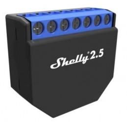 Shelly 2.5 - Control wifi...