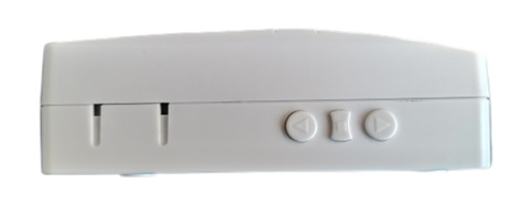 Botones central wifi puerta enrollable