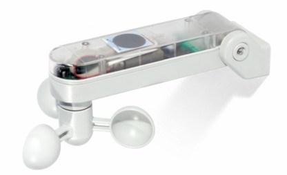 Central electr nica wiweather sensor de sol de lluvia y for Sensor de viento